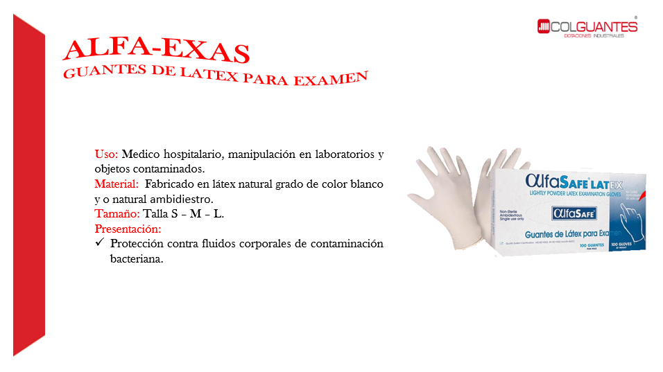 ALFA-EXAS