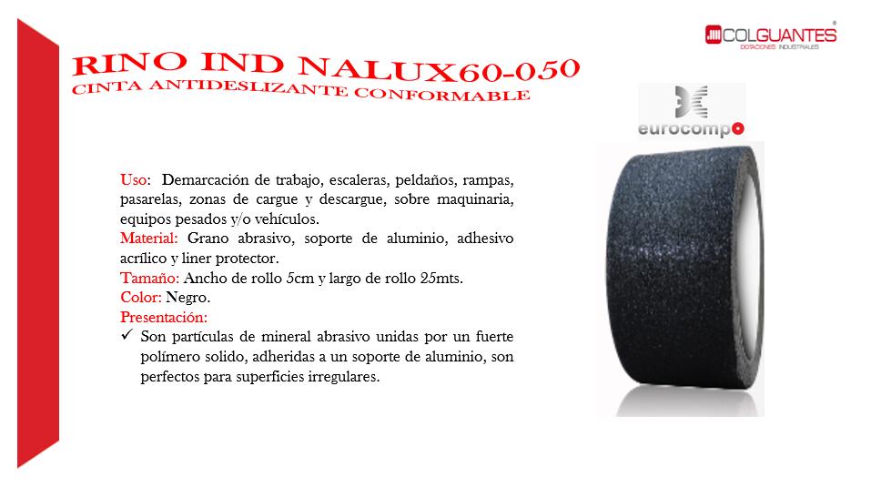 RINO IND NALUX60-050