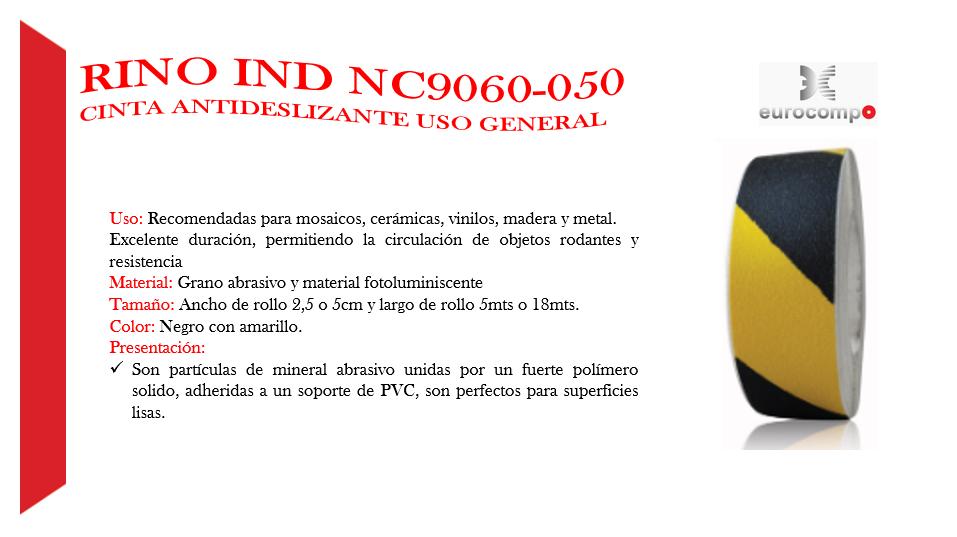 RINO IND NC9060-050