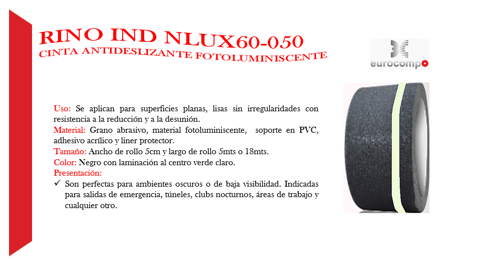 RINO IND NLUX60-050