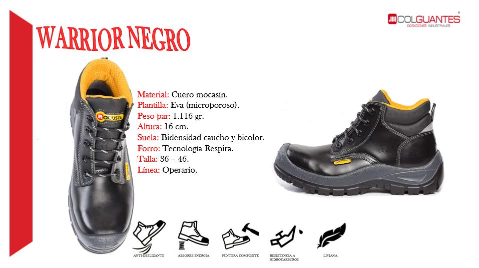 Warrior negro